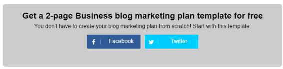 business blog marketing tool