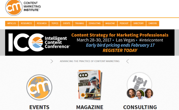 good marketing blogs