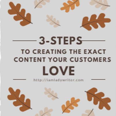 content your customers love